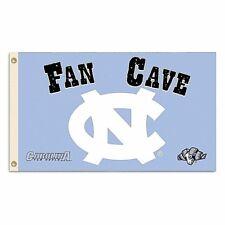 North Carolina Flag 3x5 (Fan Cave)  metal Grommets wall hanging Decoration