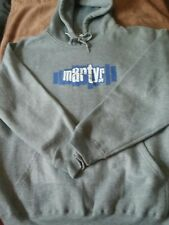 Martyr ad xl hoodie reprint hardcore disembodied madball biohazard
