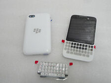 BlackBerry Q5 LCD White Screen & Digitizer Assembly+Complete Housing