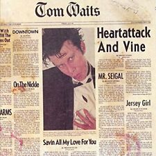 Tom Waits - Heartattack And Vine (NEW REMASTERED CD)