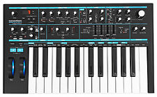 Novation BASS STATION II 25-Key Monophonic MIDI USB Analog Keyboard Synthesizer