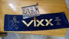 Vixx official voodoo slogan towel rare limited