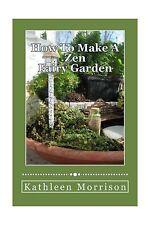 How To Make A Zen Fairy Garden Free Shipping