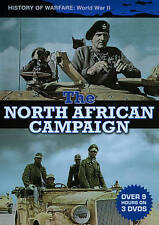 North African Campaign   DVD  Buy 3 Get 1 Free