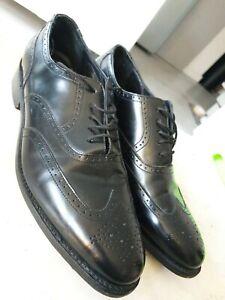 Samuel Windsor Mens Formal Leather Shoes 9