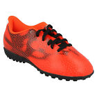 Garçon Enfant Adidas lacet sport football chaussures baskets f5tfj