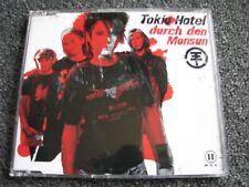 Tokio Hotel-Durch den Monsun Maxi CD-2005 Germany