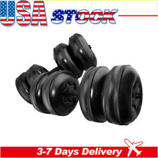 16-20KG Water Inflated Dumbbells Training Triceps Dumbbells Anti Impact US Stock