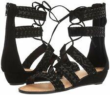 Carlos by Carlos Santana Gladiator Sandals Size 8.5 M Kamilla Black New in box!