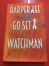 Harper Lee Go Set A Watchman , 1st Edition 1st Print