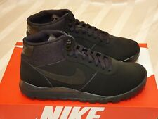 Nike Hoodland Suede 'Black Anthracite' Boots Winter New (US11.5) Air Hiking Max