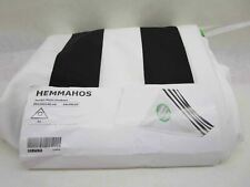 Ikea Hemmahos Bed Canopy Black and White, 24 x 39 x 19 *See Desc*