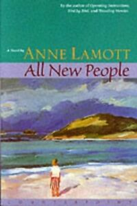 All New People by Lamott, Anne Paperback Book The Cheap Fast Free Post