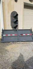 Two Way Dump Trailer Gate Spreading And Barn Door Type