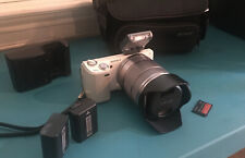 Sony NEX-5N 16.1MP Mirrorless Camera With 18-55 Lens AND FREE PRIORITY SHIPPING