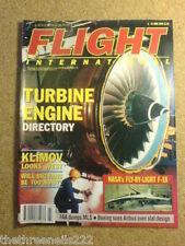 FLIGHT INTERNATIONAL - NASA's F18 - 8 June 1994