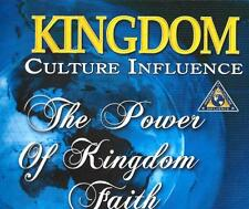 The Power of kingdom Faith - Vol. 1 - 4 Dvds - Myles Munroe