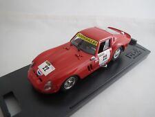 """Bang/Revell  Ferrari  250  GTO  """"1962-63""""  #22  (rot)  1:43  OVP !"""