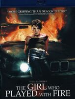 The Girl Who Played With Fire [New DVD] Dubbed, Subtitled, Widescreen