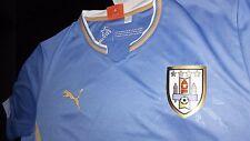 2015 SELECCION URUGUAY PUMA COPA AMERICA WORLD CUP COPA MUNDIAL JERSEY SUAREZ