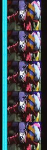Evangelion 3.0 You Can Not Redo 35mm Film Cell strip very Rare b224