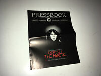 EXORCIST 2 Movie Pressbook 1977 Linda Blair Richard Burton Pazuzu Horror