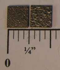 "Pyrolytic Graphite Two 1/4""x1/4"" pieces for NdFeB Rare Earth Magnet Levitation"