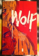 WOLF Vol 2 - Image Comics (Ales Kot) - Trade Paperback TPB (new)