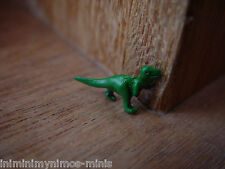 DOLL HOUSE SCALE 'PAINTED' METAL DINOSAUR TOY !! BUY NOW & DON'T MISS OUT !!