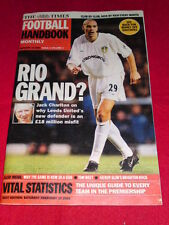 TIMES - FOOTBALL HANDBOOK MONTHLY - Jan 13 2001 v1 #4