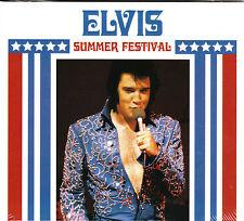 Elvis Presley FTD 49 - SUMMER FESTIVAL - New / Sealed CD DELETED