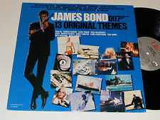 JAMES BOND 007 13 Original Themes NM McCartney Sinatra Bassey Lulu Carly Simon