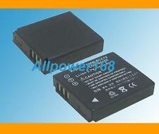 for PANASONIC LUMIX BATTERY 3.7V Li-ion MODEL CGA-S005E CGA-S005A Lumix DMC-FX3