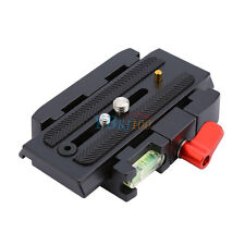 Fast Switching Quick Release Plate Adapter Base ZY For Camera Tripod Photography