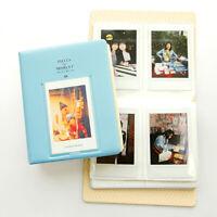 64 Pockets Polaroid Film Photo Album Mini Instant Pictures Storage Collection