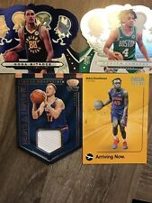 2019-20 Rookie Card Lot Some Rare Inserts Crown Royale Panini Hoops Blue Ice /99