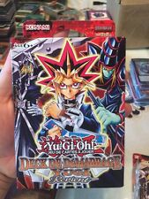 French Yugi Reloaded Starter Deck 1st  Ed Factor Seal Cards+Game Mat+Box Yugioh