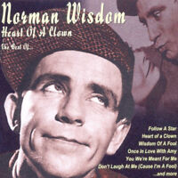 Norman Wisdom : Heart of a Clown: The Best of Norman Wisdom CD (2009) ***NEW***