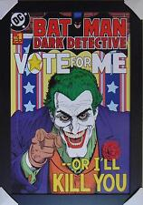 BATMAN JOKER DC COMICS POSTER