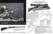 Stoeger Mannlicher Schoenauer c1959 Catalog