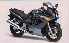 4 pastiglie anteriori SINTERIZZATE Suzuki GSX F 600 750 1998-2003 GSXF