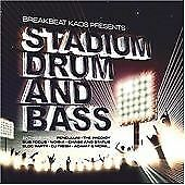 Various Artists - Stadium Drum 'n' Bass (CD 2008) NEW/SEALED 2CD SET