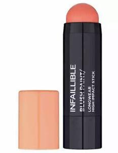 L'Oreal Infallible Blush Paint Chubby Stick Blush - Tangerine Please New