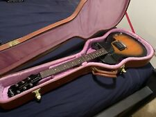 Custom Epiphone Junior Guitar Grover Tuners Bill Lawrence Pickups With Hard Case