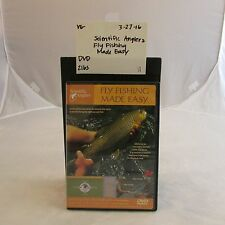 Scientific Anglers Fly Fishing Made Easy DVD-Interactive DVD format 32717