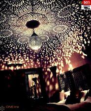 100%Moroccan spherical pendent /brass hanging lamp/Ceiling night lights handmade