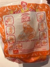 2005 chicken little whizzed Disney happy meal mcdonald unopened new