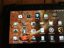 BlackBerry Playbook 64GB   WIFI  touch screen very nice condition  adult owner