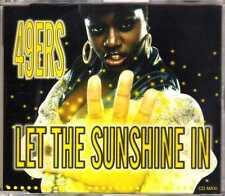 49ers - Let The Sunshine In - CDM - 1998 - Italodance 7TR Bortolotti On The Beat