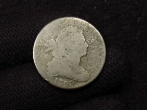 1798 Draped Bust Large Cent BOLD DATE